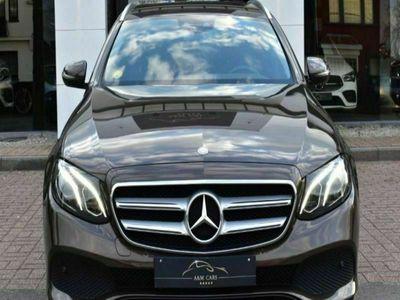 occasion Mercedes E220 Classe220 Leder