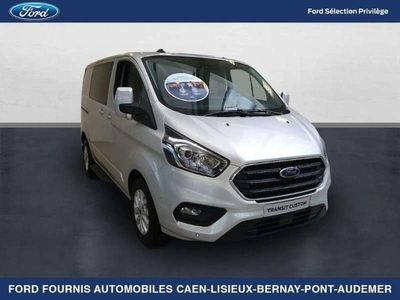 occasion Ford 300 TransitL1H1 2.0 TDCi 130 Cabine Approfondie Limited 7