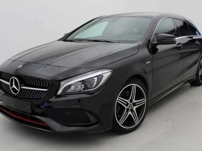 occasion Mercedes CLA250 Shooting Brake Sport 4MATIC * AMG LINE * Automaat