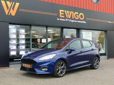 occasion Ford Fiesta 1.0 ECOBOOST 100 ch S&S ST-LINE 5P