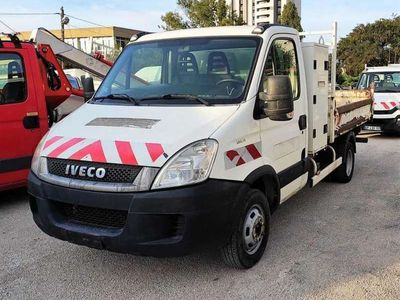 occasion Iveco Daily 35c11 benne + coffre