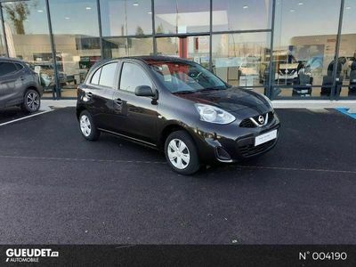 occasion Nissan Micra 1.2 - 80