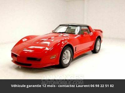 occasion Chevrolet Corvette C3 350ci v8 l48 1980 prix tout compris hors