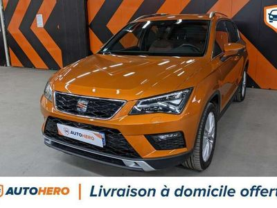 occasion Seat Ateca 2.0 TDI Xcellence 4Drive 190 ch