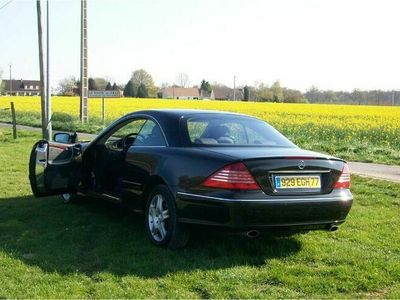 occasion Mercedes CL500 A