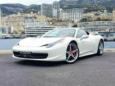 occasion Ferrari 458 Italia 570 CV - Garantie Power