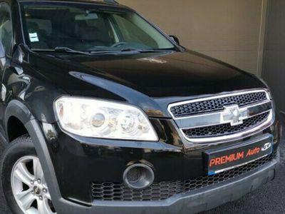 occasion Chevrolet Captiva 2.0 vcdi 150 bvm révision et ct OK
