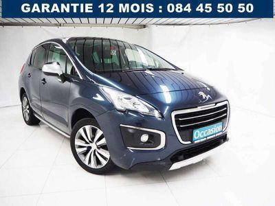 occasion Peugeot 3008 1.6 e-HDi Allure AUTOMATIQUE GPS, TEL, TOIT PANO