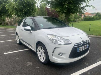 occasion Citroën DS3 SO CHIC 1.6 HDI 110 90000 KMS