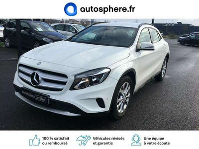 occasion Mercedes GLA200 CLASSEd Inspiration