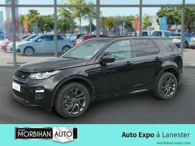 occasion Land Rover Discovery SD4 2.0 240 CH BVA8