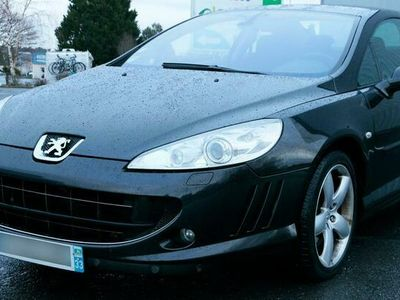occasion Peugeot 407 Coupe 407 Sport A 2.7 HDi 24V 204ch FAP