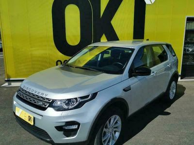 occasion Land Rover Discovery Sport 2.0 TD4 150ch Executive AWD BVA Mark IV
