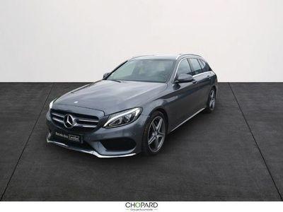 occasion Mercedes 200 CLASSE C Classe C Breakd 2.2 Sportline 7G-Tronic Plus