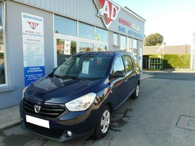 occasion Dacia Lodgy Silver Line dCI 90 FAP 5 places