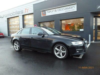 occasion Audi A4 2.0 TDI 143 AMBITION LUXE
