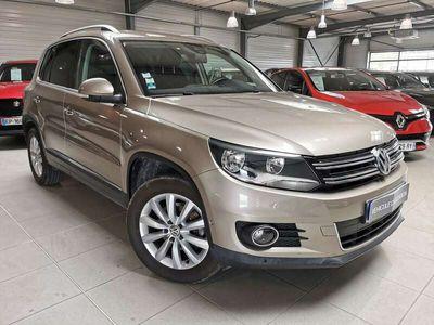 occasion VW Tiguan 2.0 TDI 140CH BLUEMOTION TECHNOLOGY FAP SPORTLINE