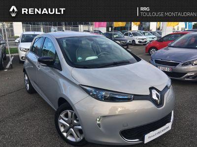 occasion Renault Zoe Zen Gamme 2017
