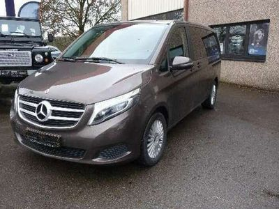 occasion Mercedes V220 d lang 7G-TRONIC Exclusive