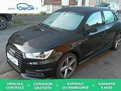 occasion Audi A1 Sportback Ambiente - 1.0 TFSI 95 ultra S-Tronic 7