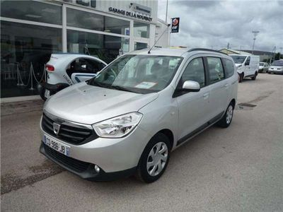 occasion Dacia Lodgy 1.5 dCI 110 FAP 7 places Lauréate