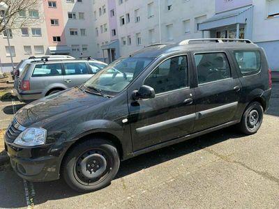 occasion Dacia Logan MCV dCi 70 5 places Ambiance Euro 4