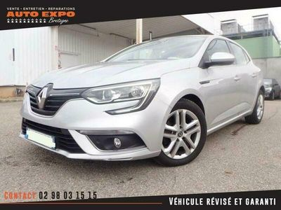 occasion Renault Mégane IV 1.5 DCI 110CH ENERGY BUSINESS EDC