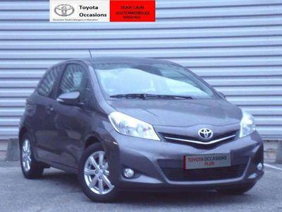 occasion Toyota Yaris 69 VVT-i Tendance 3p