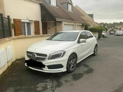 occasion Mercedes A200 ClasseCDI BlueEFFICIENCY 4-Matic Fascination 7-G DCT A