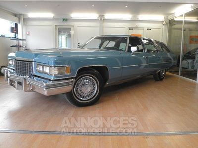 occasion Cadillac Fleetwood Brougham CASTILIAN