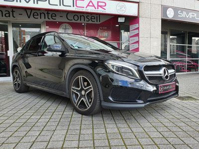 occasion Mercedes GLA220 CLASSEd Fascination 7-G 4-MATIC