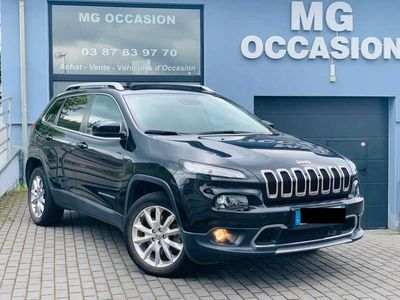 occasion Jeep Cherokee 2.0L Multijet II 170 4x4 Active Drive I Limited