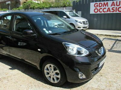 occasion Nissan Micra 1.2 - 80 Connect Edition