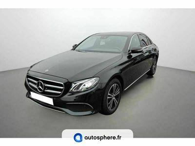 occasion Mercedes E220 CLASSE d 9G-Tronic Avantgarde Line