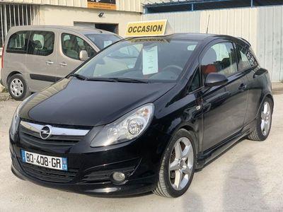 occasion Opel Corsa 2008 - Noir - 1.7 CDTI 125cv GSI Garantie