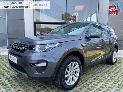 occasion Land Rover Discovery 2.0 TD4 150ch AWD SE Mark II TPano Sieges chauffants