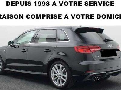 occasion Audi A3 Sportback 35 TFSI 150 cv S Line S-tronic