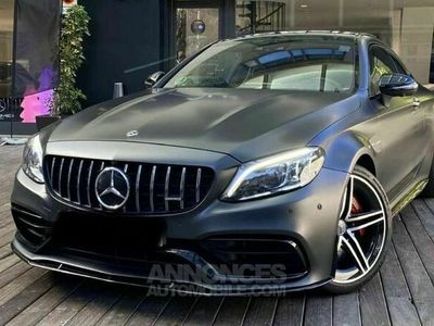 occasion Mercedes C63S AMG ClasseAMG COUPE