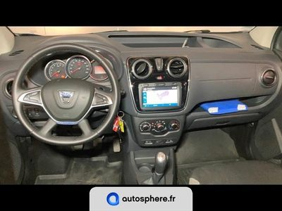 occasion Dacia Dokker 1.2 TCe 115ch Stepway