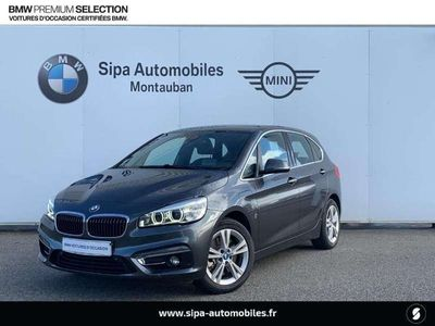occasion BMW 225 Active Tourer Serie 2 xeA 224ch Luxury