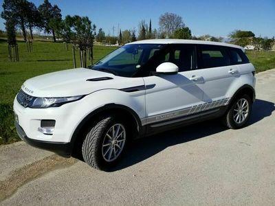 occasion Land Rover Range Rover evoque Mark I eD4 Dynamic