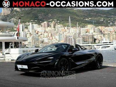 occasion McLaren 720S Spider 4.0 V8 biturbo 720ch