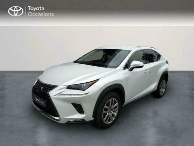 occasion Lexus NX300h 4WD Luxe MM19