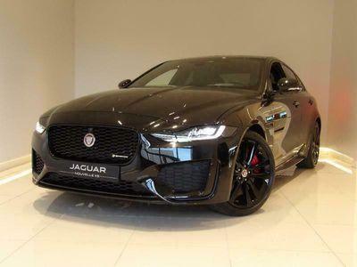 occasion Jaguar XE 2.0L D 200ch MHEV BVA - RWD R-Dynamic Black