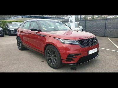 occasion Land Rover Range Rover Velar RANGE ROVER VELAR3.0D V6 300ch R-Dynamic SE AWD BVA