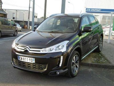 occasion Citroën C4 Aircross EXCLUSIVE 1.8 HDI 150 4x4 BVM6