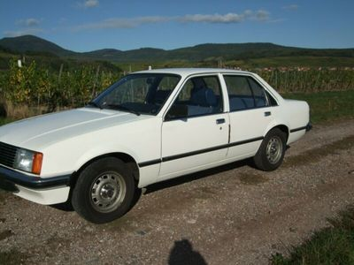 occasion Opel Rekord