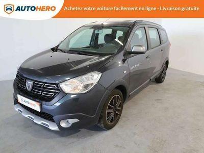 occasion Dacia Lodgy 1.2 TCe Stepway 115 ch