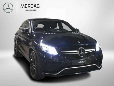 occasion Mercedes GLE63 AMG GLE 63 AMG Mercedes-AMGS 4MATIC Coupé COMAND APS