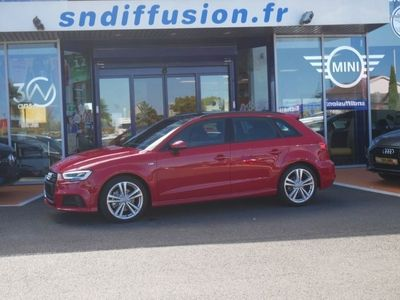 occasion Audi A3 35 Tdi 150ch S Line S Tronic 7 Euro6d T